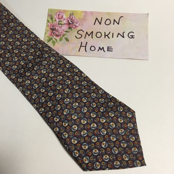 Other - ITALIAN ALL SILK HAND MADE TIE